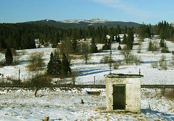 Budka kryjąca źródło Sanu pod Diwczą, fot. W. Krukar