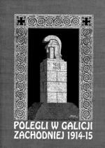 Polegli w Galicji Zachodniej