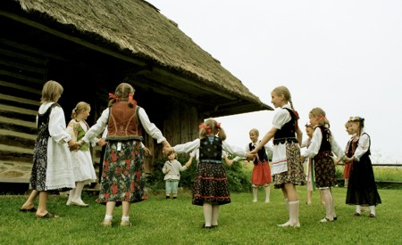 Zespół przed sypańcem, fot. A. Wielocha