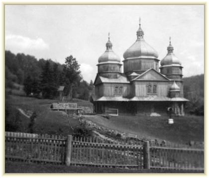 Cerkiew w Darowie