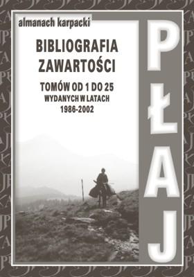 Bibliografia tomów 1 - 25