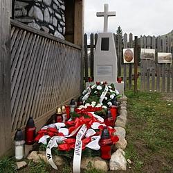 pomnik Legionistów w Kyrlibabie