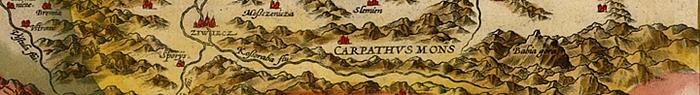 Strona Towarzystwa Karpackiego