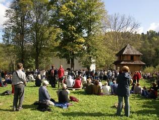 Odpust w Łopience 2.10.2011 r.