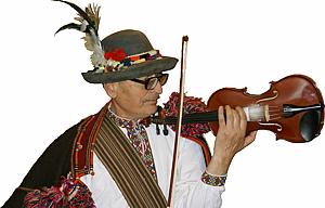 Magiczne skrzypce Romana Kumłyka