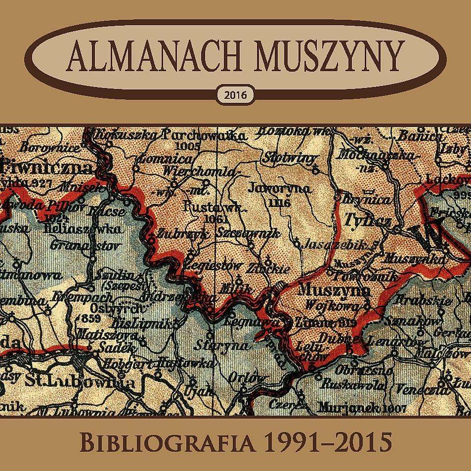 Almanach Muszyny 2016_okladka_1